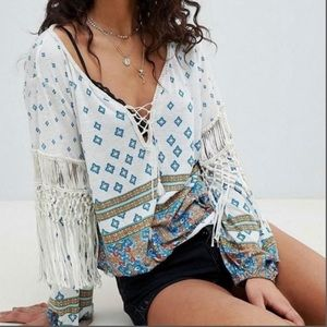 Free people Fringe Accents Festival Top